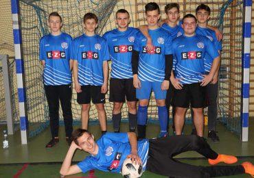 Wspieramy młodych piłkarzy Galáctico