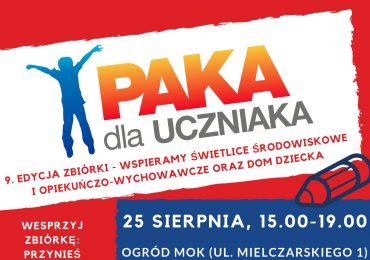 Paka dla Uczniaka - 9. edycja