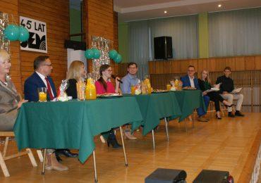 Kandydaci do Sejmu wzięli udział w debacie
