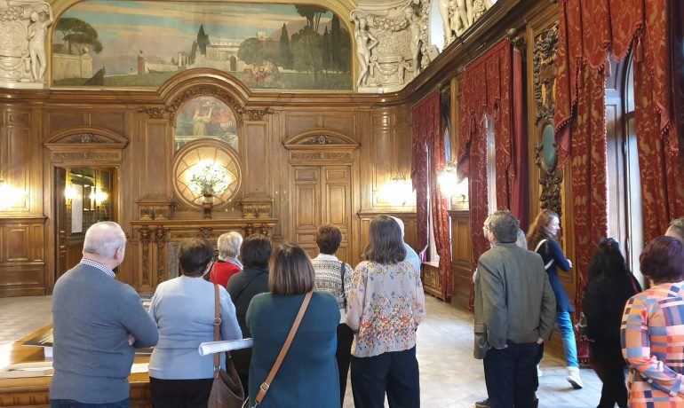 Niedzielne zwiedzanie Muzeum Miasta Łodzi