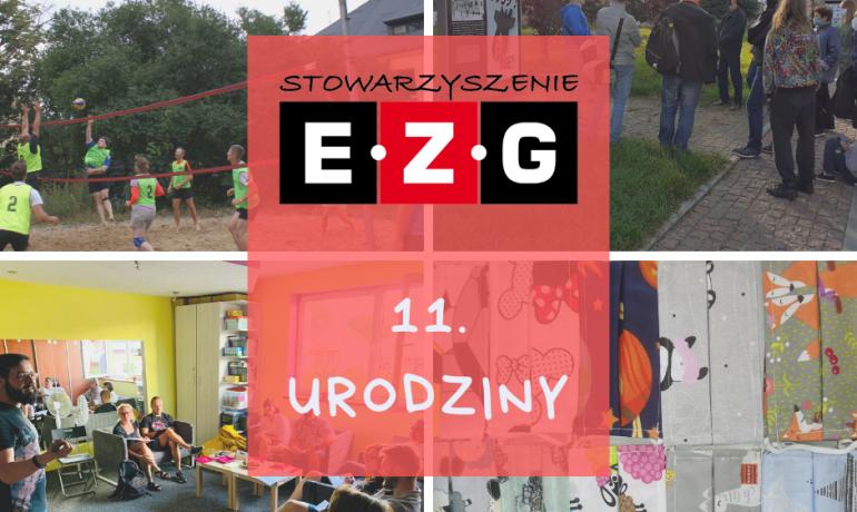 11. urodziny EZG!